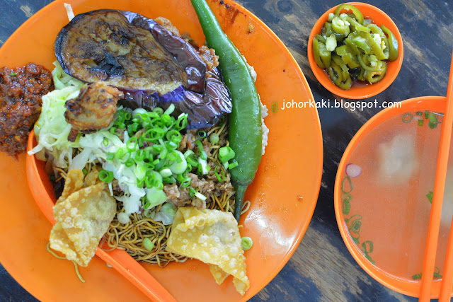廣記云吞面-Wantan-Noodles-Yoong-Seng-Coffee-Shop-Johor-Jaya-JB