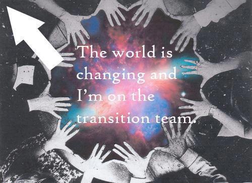 the transition of faith