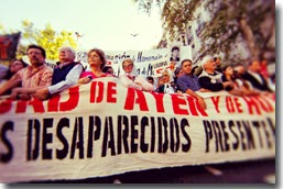 Movilización del 24 de marzo