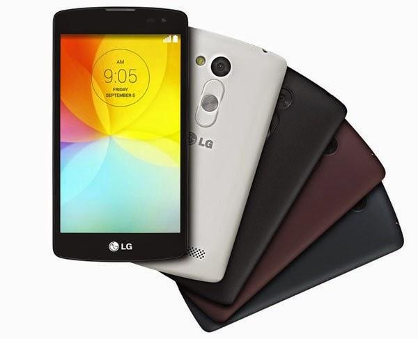 Spesifikasi dan Harga LG L Bello D335