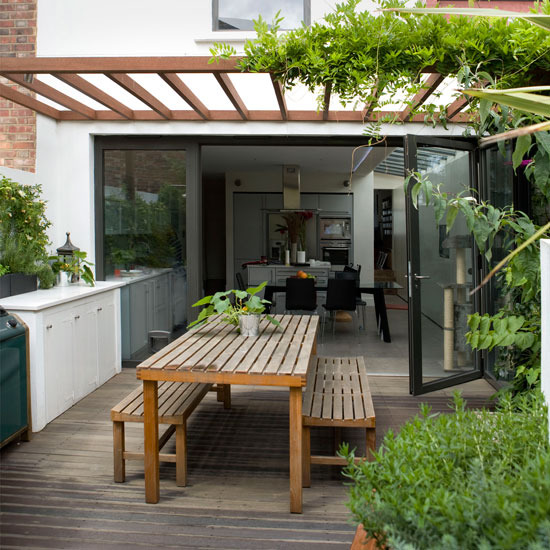 decorar jardim pequeno:Outdoor Patio Room Design Ideas