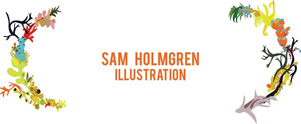 Sam Holmgren Illustration