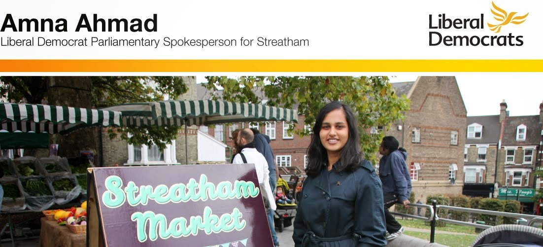 Amna Ahmad | Politician To Watch | Streatham | UK General Elections | 2015