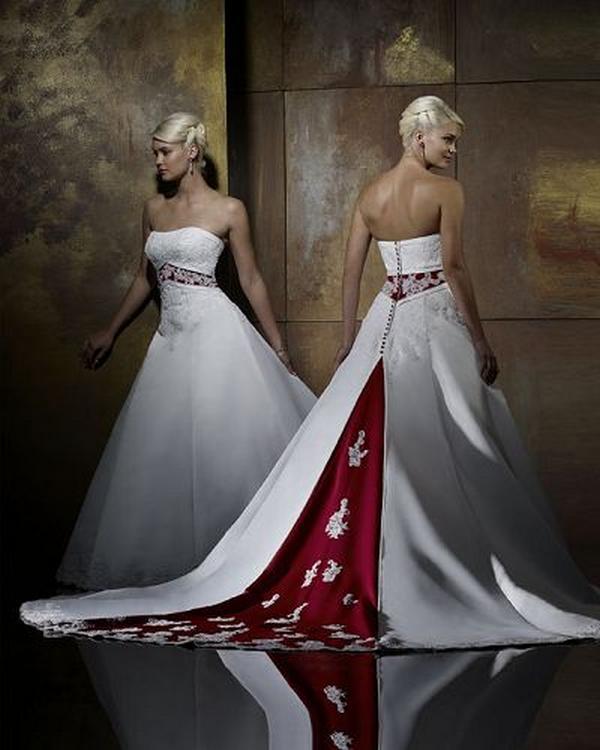 Stock photo red wedding dresses red wedding dresses junglespirit Choice Image