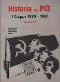 Historia del PCE. I Congreso 1920 - 1977
