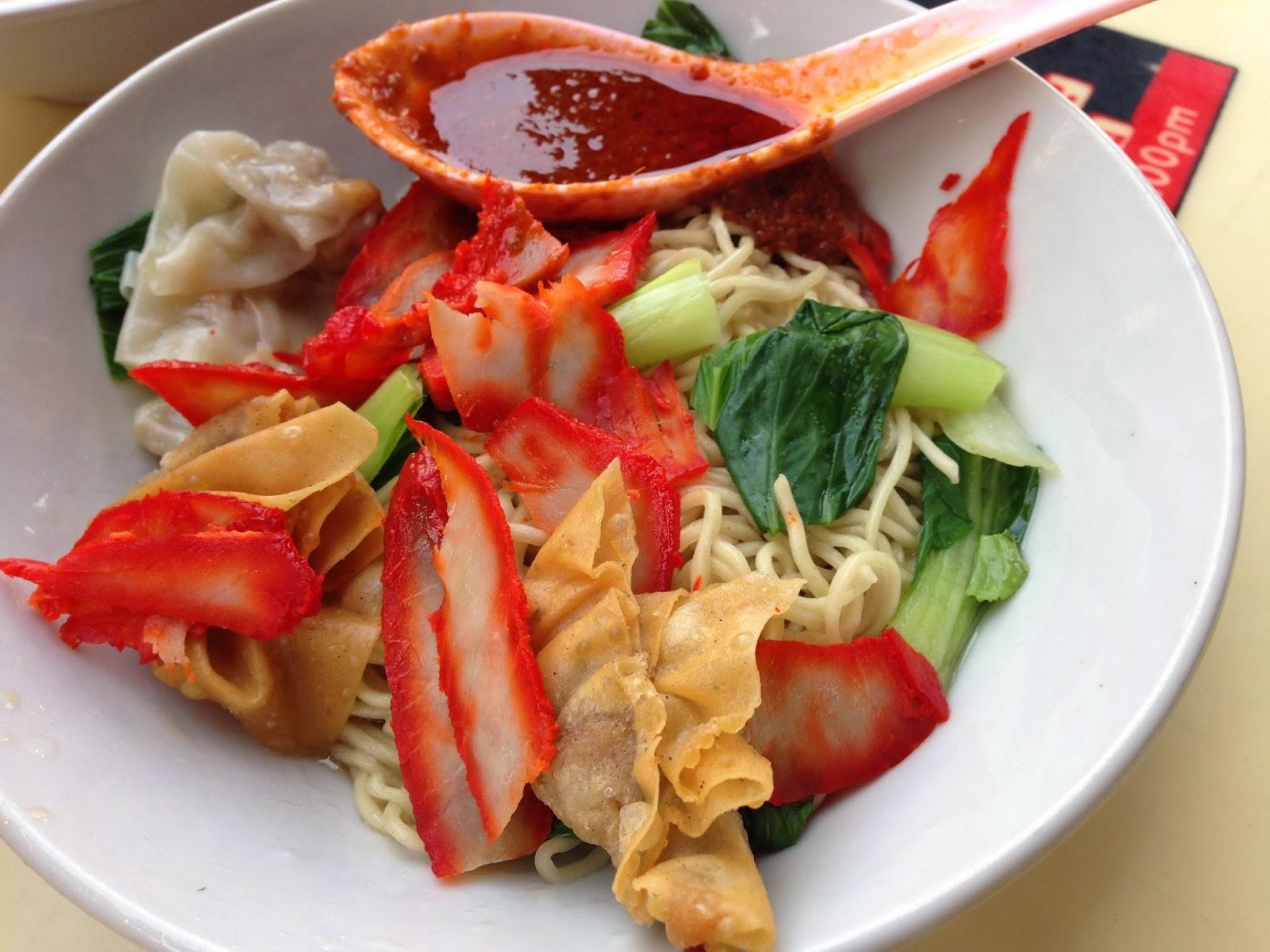 Fei Fei Wanton Mee Noodles