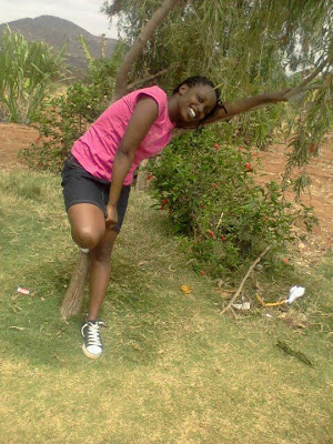 Manchester United girl from Kenya
