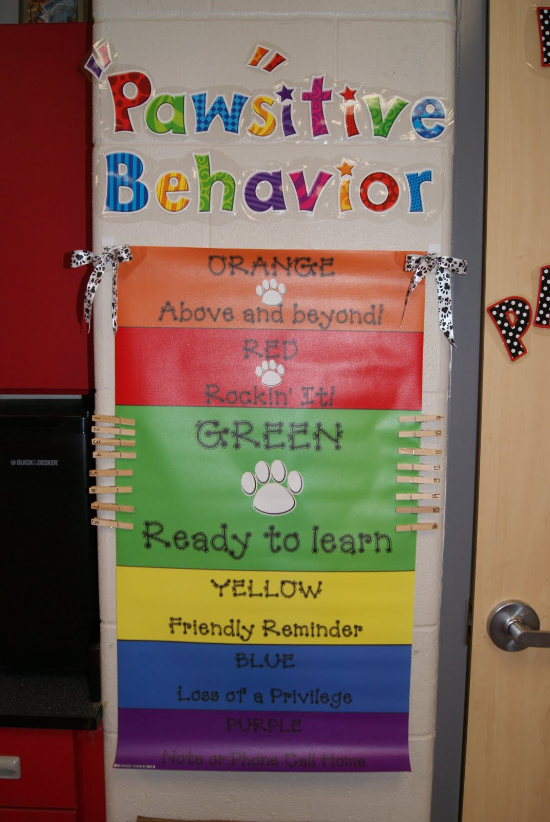Classroom Behavior Ideas ~ First grade pandamonium classroom discipline