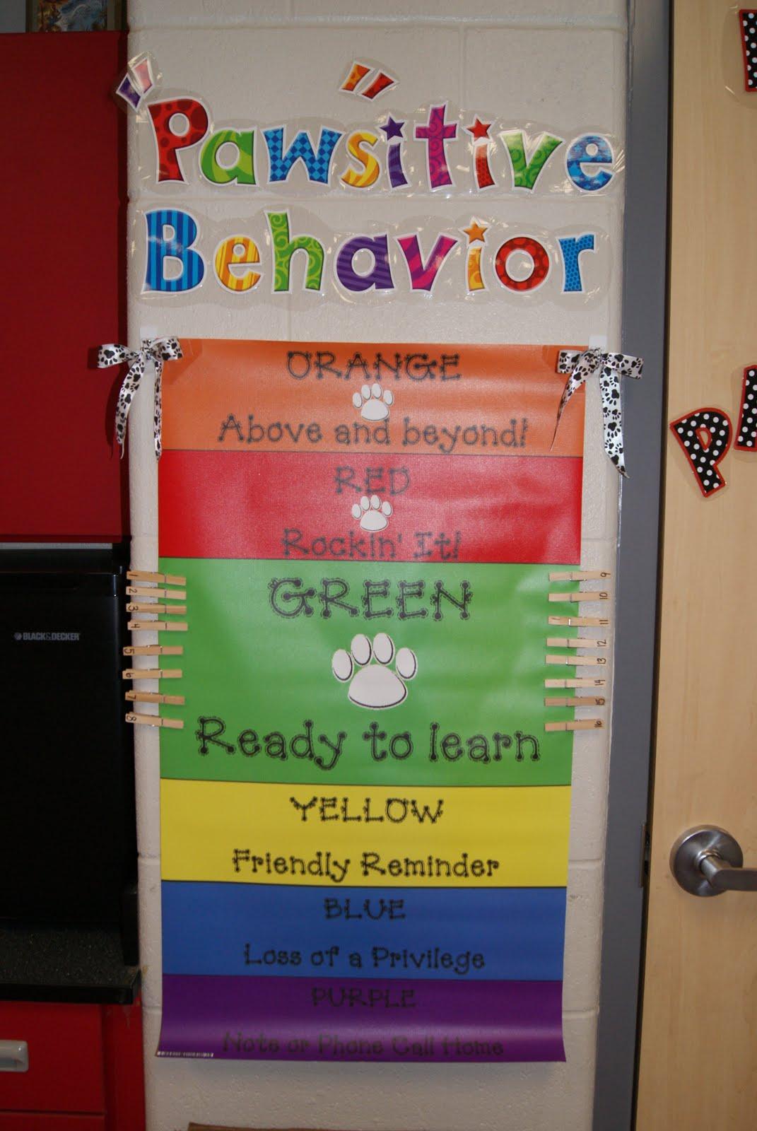 discipline ideas for the classroom the