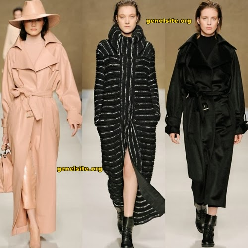 2014 kış kaban modası