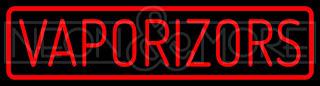 Vaporizers Neon Sign