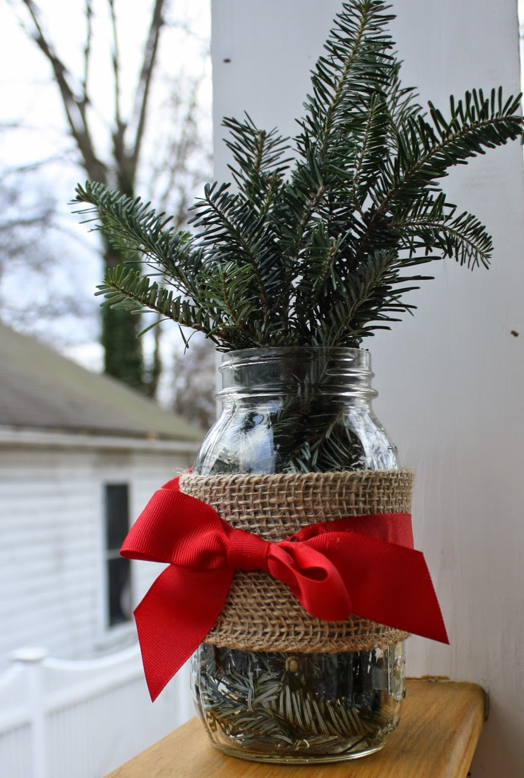 Ways to use a mason jar this christmas the chirping moms