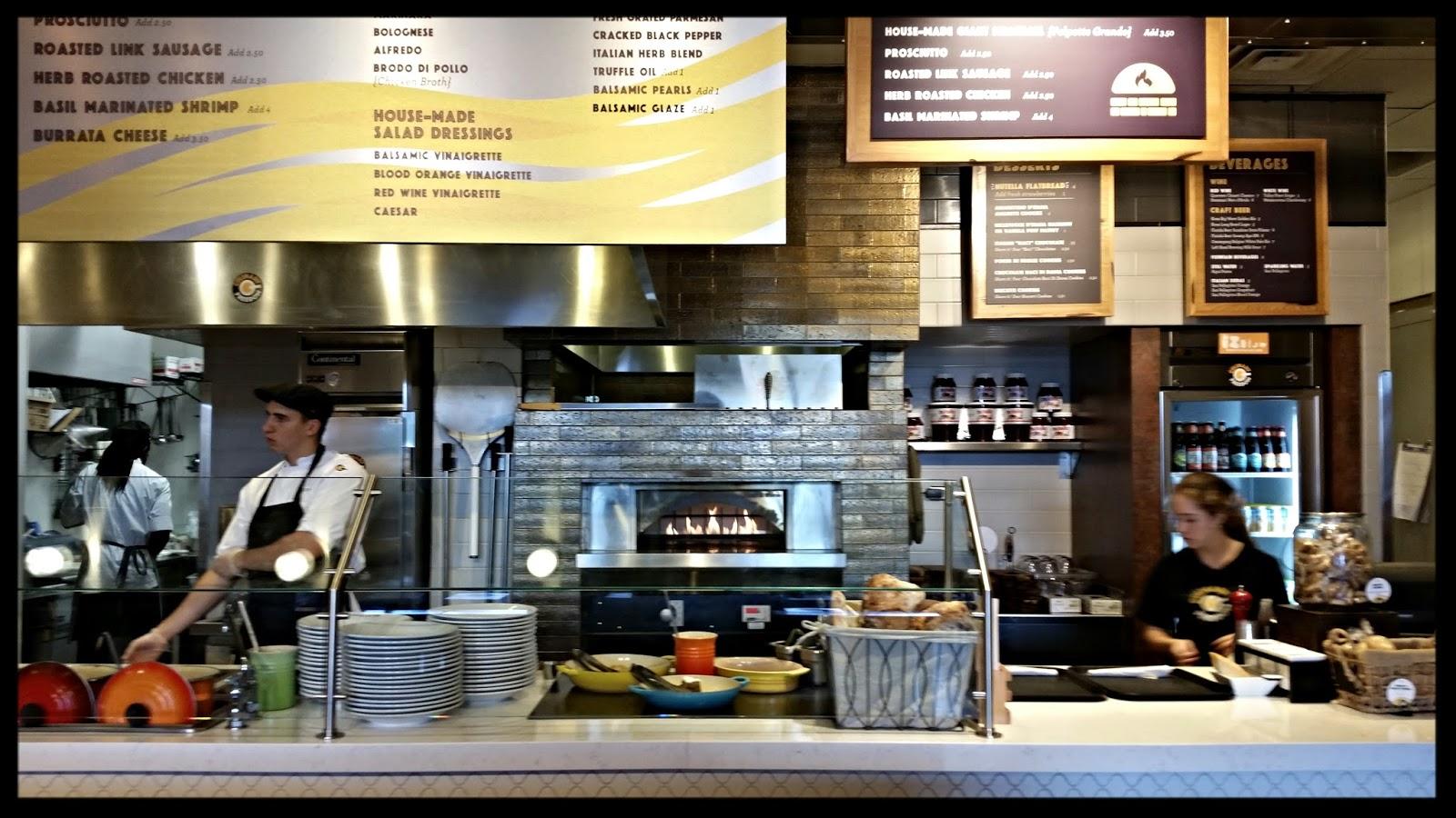 Tastes Of Orlando: Spoleto : My Italian Kitchen
