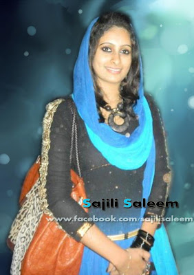 sajini saleem mallu tv anchor mappilapattu sajini saleem mallu tv