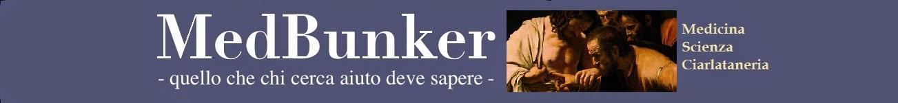 MedBunker - Le scomode verità