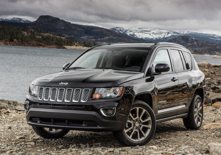 2014 Jeep Compass Reviews