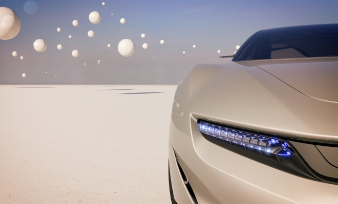 Pininfarina Cambiano teaser photo