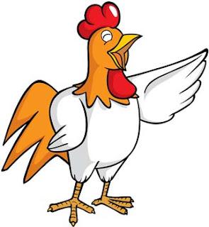 presentation chicken