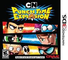 Cartoon Network: Punch Time Explosion   Nintendo 3DS
