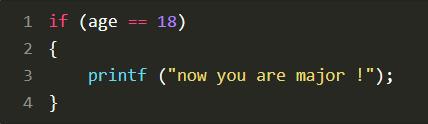 تعلم البرمجة بلغة c للمبتدئين الدرس 7 : الاوامر الشرطية if و else الشروط_برم�