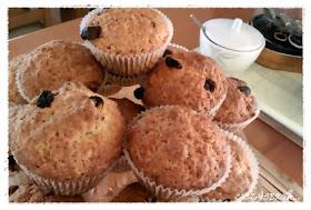 Muffinki z bakaliami wg przepisu Ady