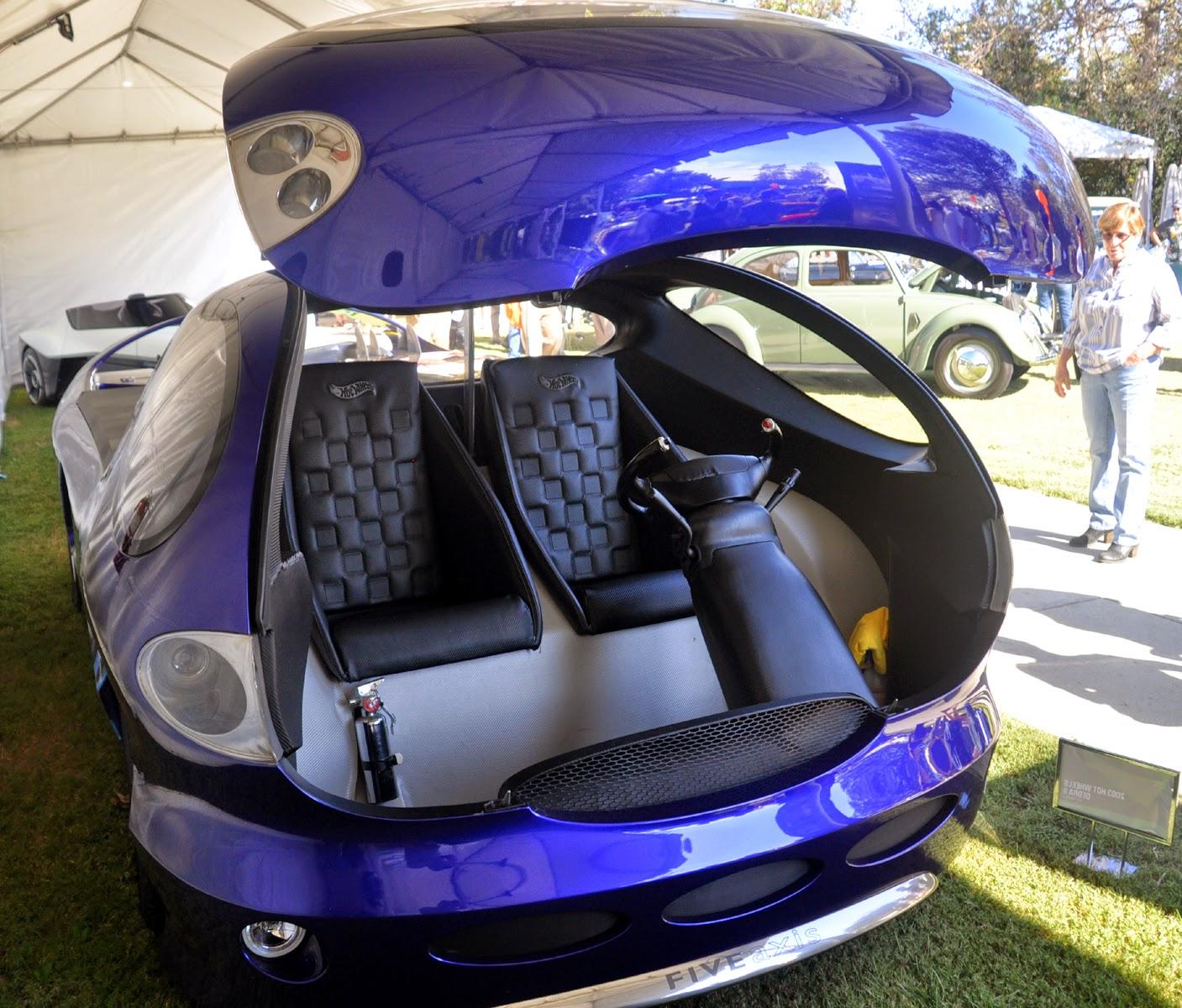 just a car guy the deora 2. Black Bedroom Furniture Sets. Home Design Ideas