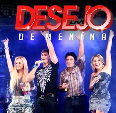 Desejo De Menina - Audio DVD 3 Natal-RN 2010