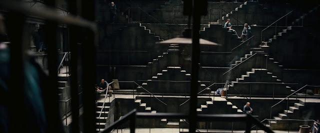 the Dark Knight rises - il Cavaliere Oscuro: il ritorno - il pozzo