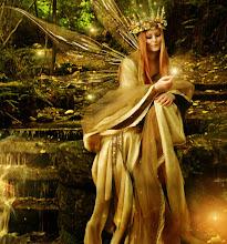 Áine:  a rainha das fadas...