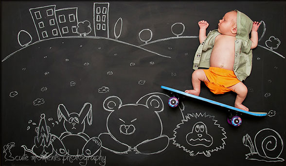 adorable baby photographs