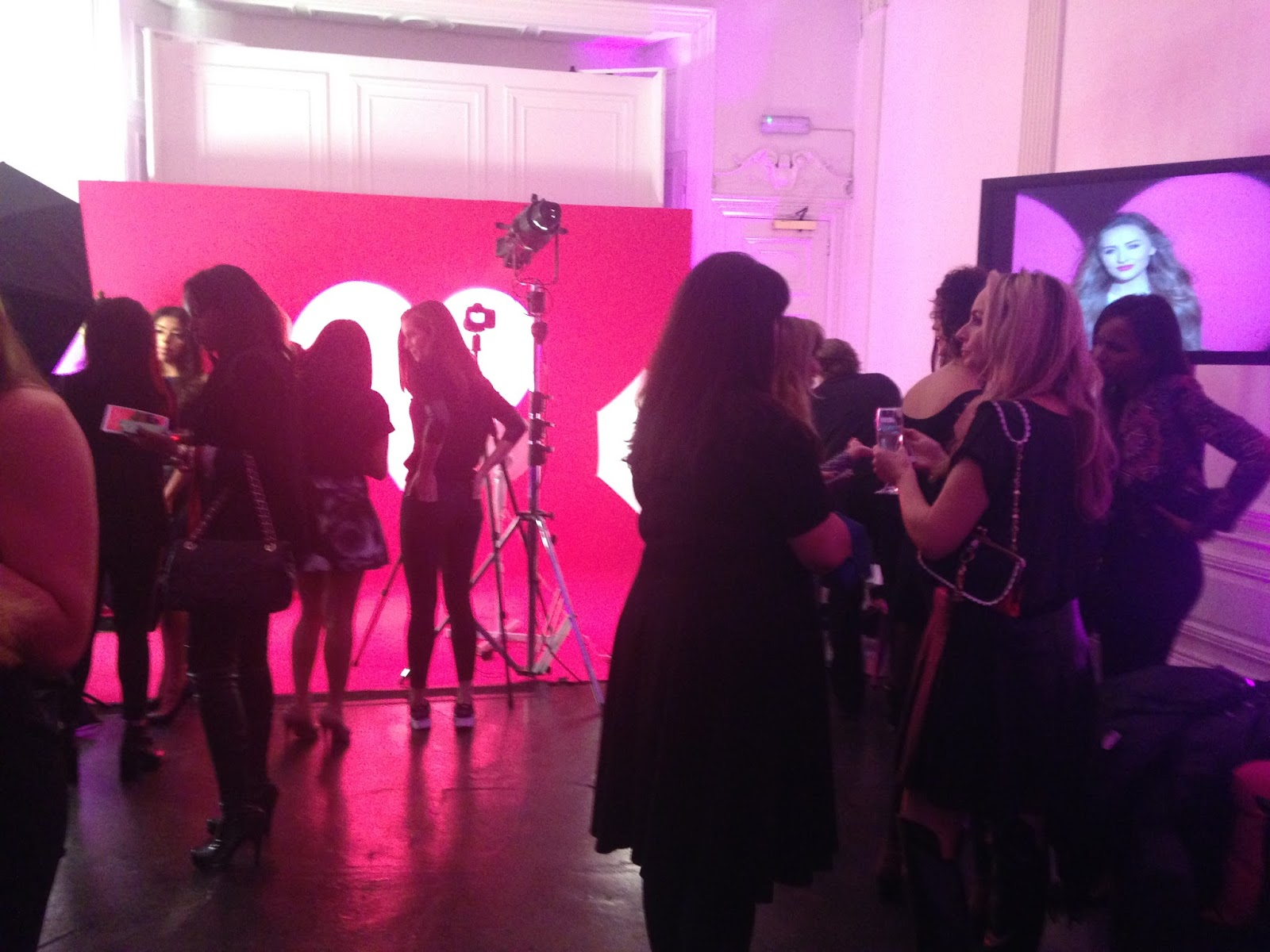 Hairfinity Uk Launch