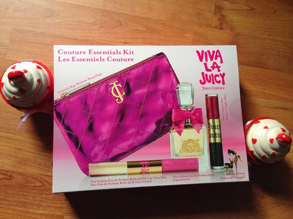 Ray of glitter: Juicy Couture - Viva La Juicy - Couture essentials ...