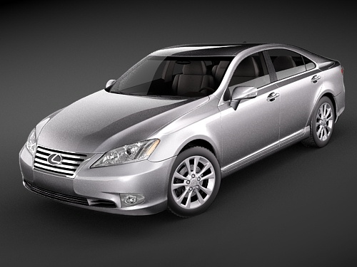 best car models all about cars lexus 2012 es. Black Bedroom Furniture Sets. Home Design Ideas