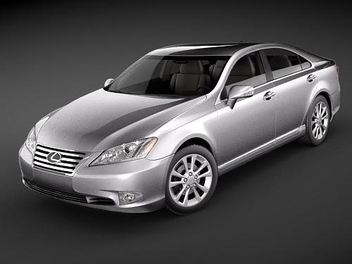 best car models all about cars lexus 2012 es. Black Bedroom Furniture Sets. Home Design Ideas