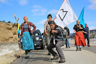 Dine' Walkers Begin Third Part of Journey to Sacred Mountains on Sunday