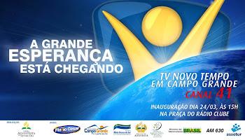 TV Novo Tempo em Campo Grande
