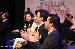 Mahira Khan lux style awards 2013