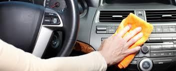 limpieza interior de carro