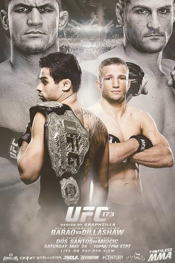 renan Download   UFC 173: Barão vs. Dillashaw (Português)   HDTV   COMPLETO
