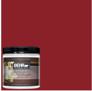 Color Recipes Behr Has The Perfect Cherry Red