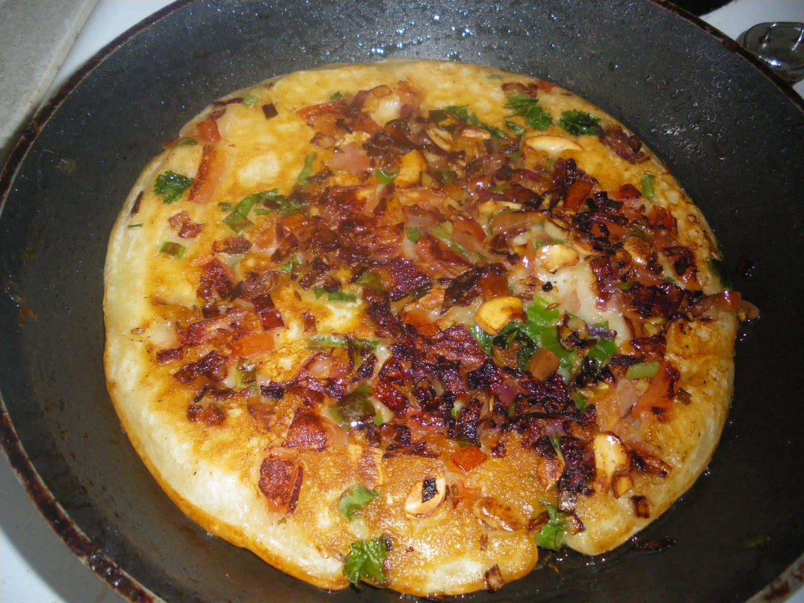 Veggiee utappam quick and easy dinner recipes quick for Quick and easy healthy dinner recipes