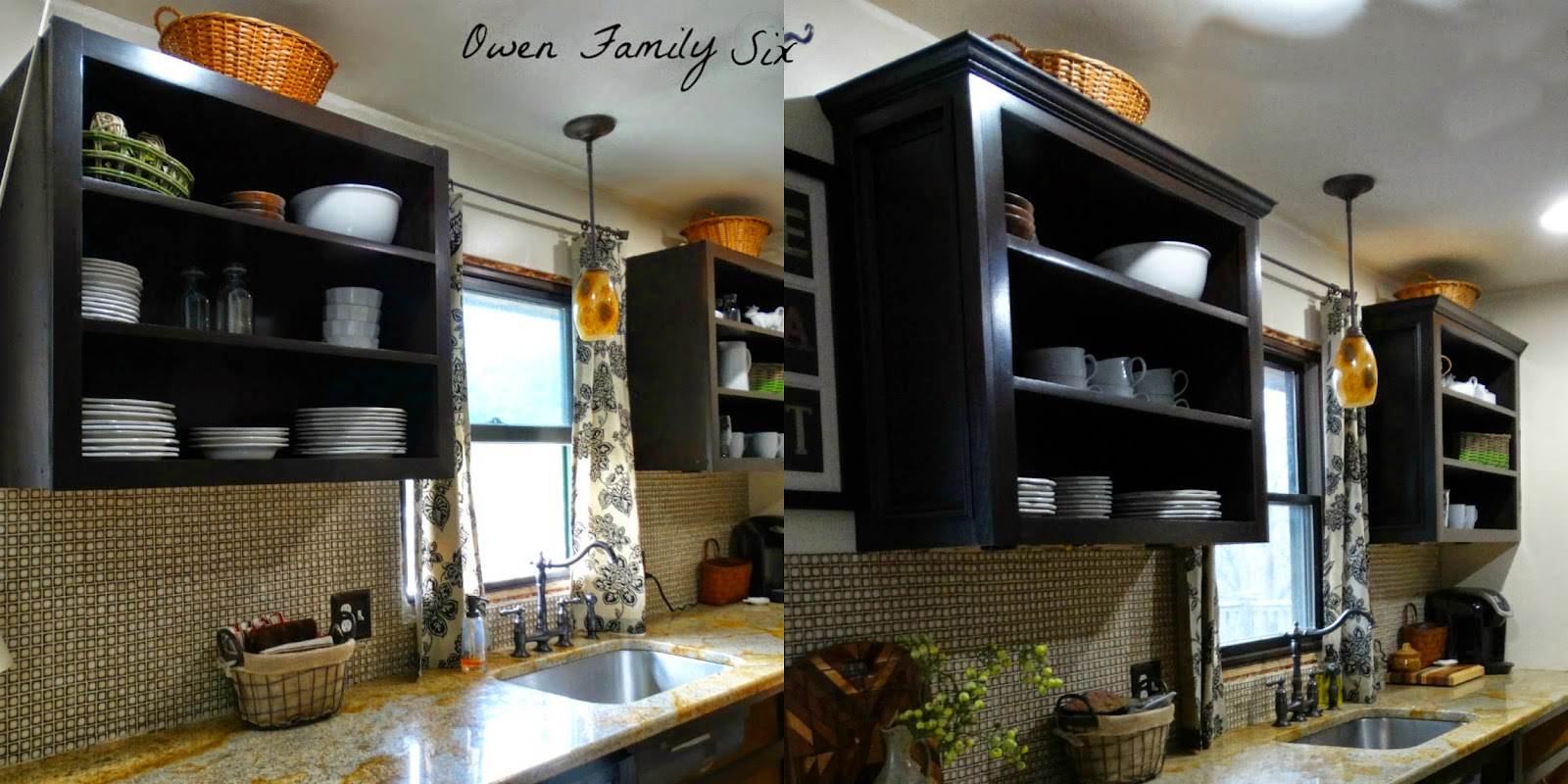 Owen Family Six: Kitchen Doors & Trim