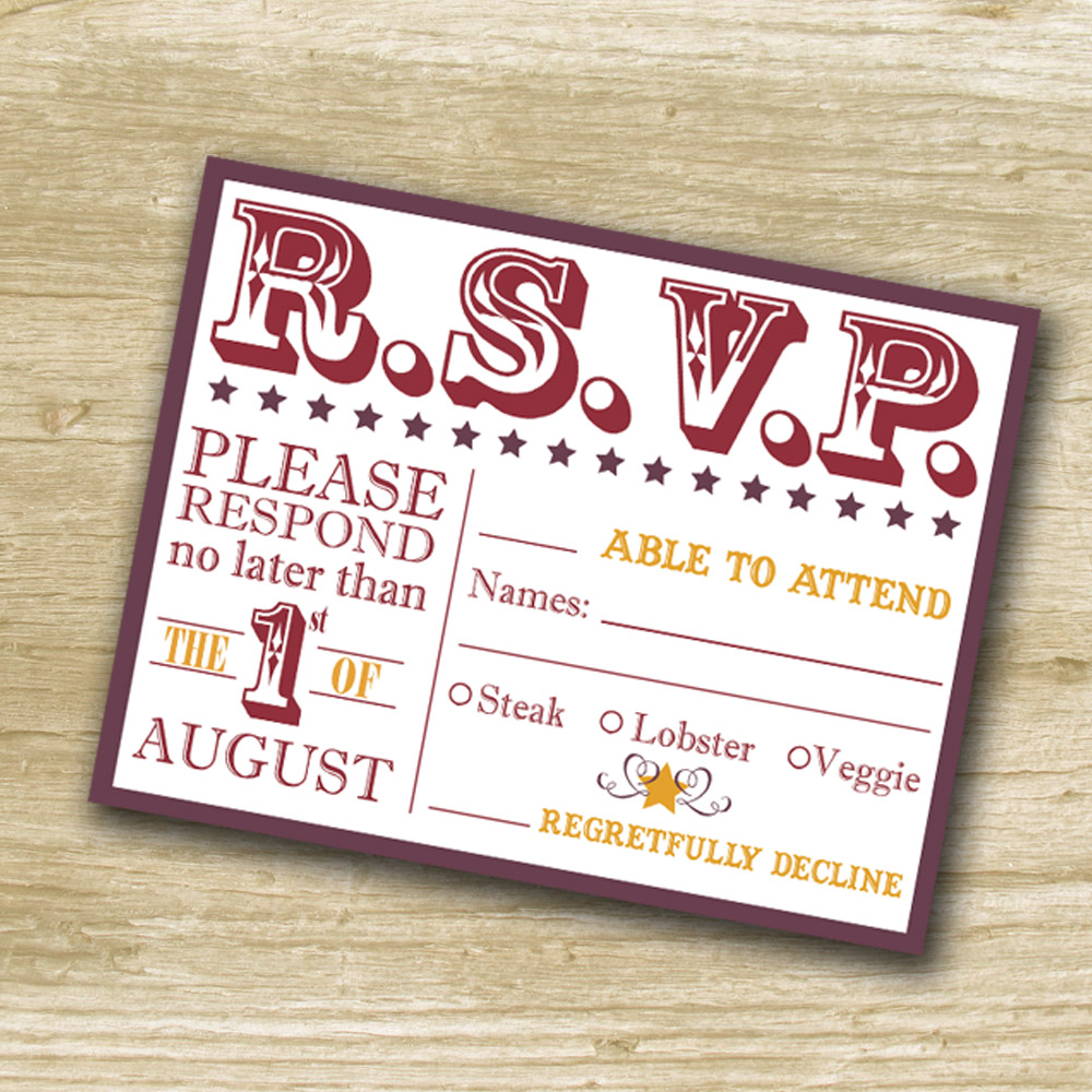 Cottontail Digital Press Wedding Invitations How To Politely Limit