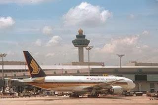 Mengenal Bandara Changi Singapura