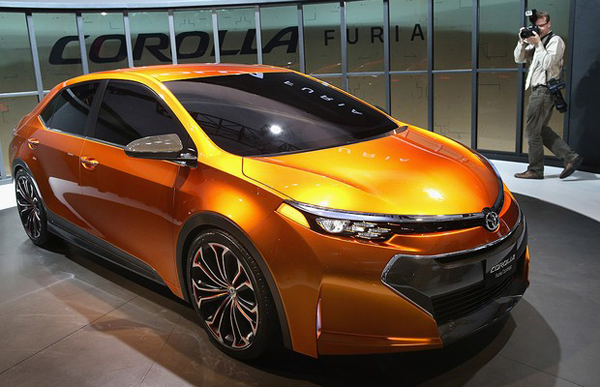 Toyota Corolla Furia Conceito (Divulgação)