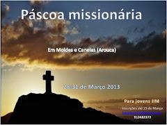 Páscoa missionária