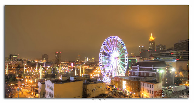 Olympic Ferris Wheel