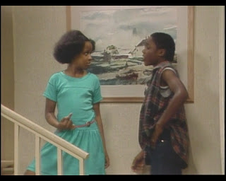 Huxtable Hotness The Cosby Show Season 1 Episode 1 Vanessa Theo Tempestt Bledsoe Malcolm Jamal Warner