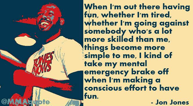 Jon Jones Quotes Inspirational