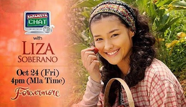 Liza Soberano and Enrique Gil on Forevermore Teledrama Teams Up